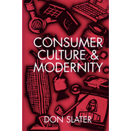 Consumer Culture and Modernity (BOK)
