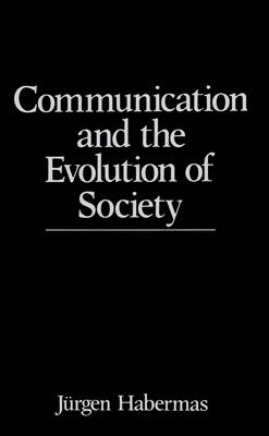 Communication and the Evolution of Society (BOK)