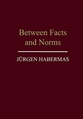 Between Facts and Norms (BOK)