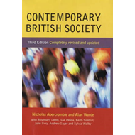 Contemporary British Society (BOK)