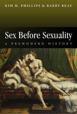 Sex Before Sexuality (BOK)