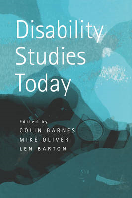 Disability Studies Today (BOK)