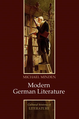 Modern German Literature (BOK)