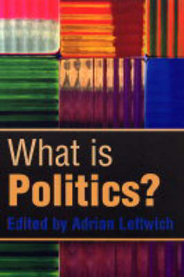 What is Politics? (BOK)