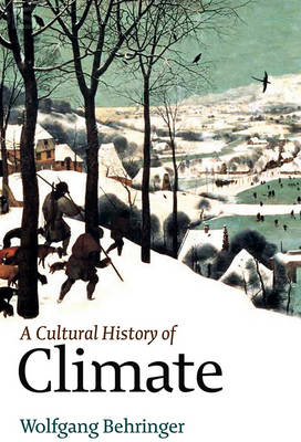 Cultural History of Climate (BOK)