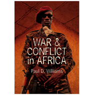 War and Conflict in Africa (BOK)