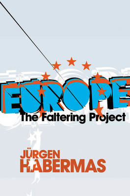 Europe: The Faltering Project (BOK)