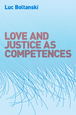 Love and Justice as Competences (BOK)