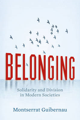 Belonging: Solidarity and Division in Modern Societies (BOK)