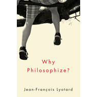 Why Philosophize? (BOK)