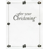 For Your Christening (BOK)