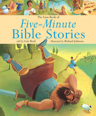 Lion Book of Five-minute Bible Stories (BOK)