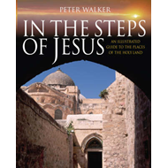 In the Steps of Jesus: An Illustrated Guide to the Places of the Holy Land (BOK)