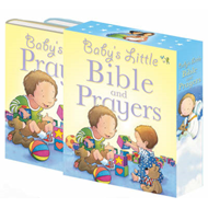 Baby's Little Bible and Prayers (BOK)