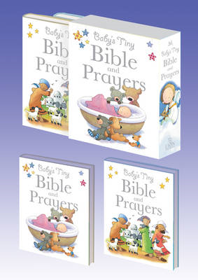 Baby's Tiny Bible and Prayers (BOK)