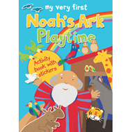 My Very First Noah's Ark Playtime: Activity Book with Stickers (BOK)
