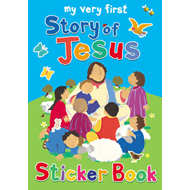 My Very First Story of Jesus Sticker Book (BOK)