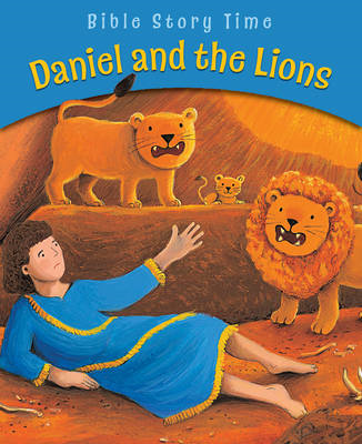 Daniel and the Lions (BOK)