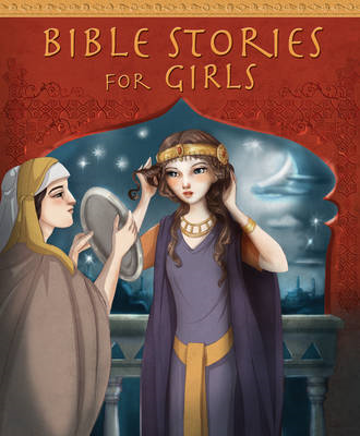 Bible Stories for Girls (BOK)