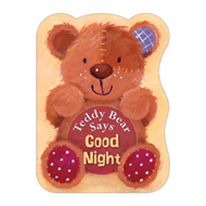 Teddy Bear Says Goodnight (BOK)