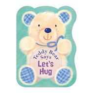Teddy Bear Says Let's Hug (BOK)