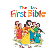 Lion First Bible (BOK)