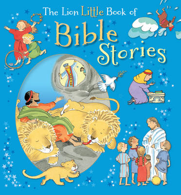 Lion Little Book of Bible Stories (BOK)
