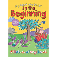 My Look and Point in the Beginning Stick-a-Story Book (BOK)