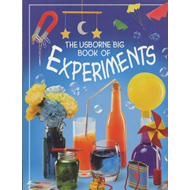 Usborne Big Book of Experiments (BOK)