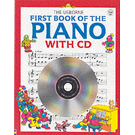 The First Book of the Piano with CD (BOK)