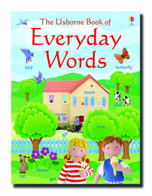 Everyday Words - English (BOK)