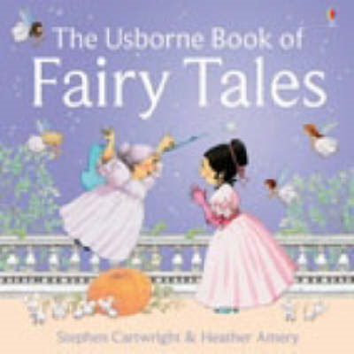Usborne Book Of Fairy Tales Combined Volume (BOK)