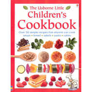 The Usborne Little Children's Cookbook (BOK)