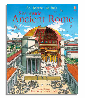 See Inside Ancient Rome (BOK)