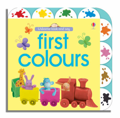 First Colours (BOK)