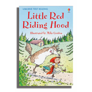 Little Red Riding Hood: Level 4 (BOK)