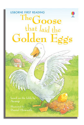 Goose That Laid The Golden Eggs (BOK)