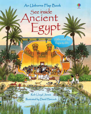 See Inside Ancient Egypt (BOK)