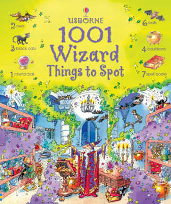 1001 Wizard Things to Spot (BOK)