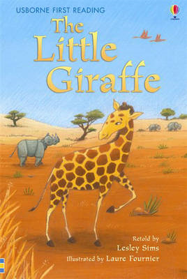 The Little Giraffe (BOK)