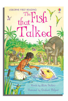 The Fish That Talked (BOK)
