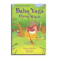 Baba Yaga the Flying Witch (BOK)
