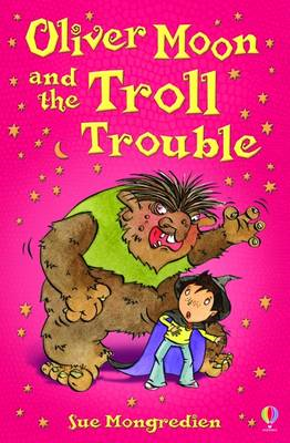 Oliver Moon's Troll Trouble (BOK)