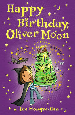 Happy Birthday, Oliver Moon (BOK)