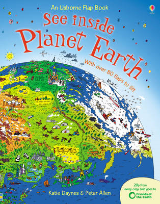 See Inside Planet Earth (BOK)