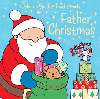 Touchy-feely Father Christmas (BOK)