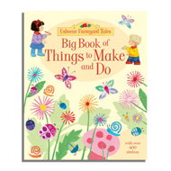 Big Book of Farmyard Tales Things to Make and Do (BOK)
