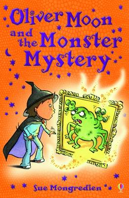 Oliver Moon and Monstery Mystery (BOK)