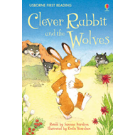 Clever Rabbit and the Wolves (BOK)