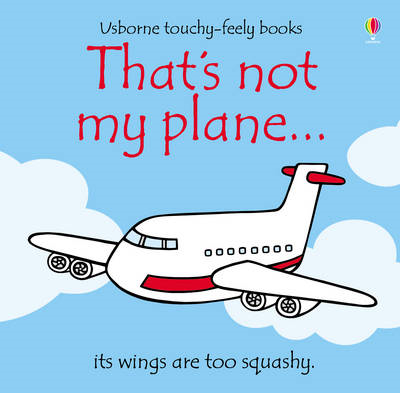 That's Not My Plane (BOK)